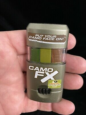 3 Camo FX Face Paint Paintball -