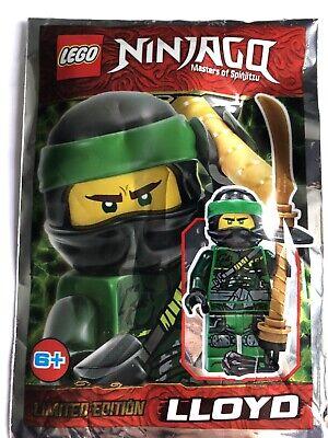 Lego Ninjago Lloyd Mini Figure Polybag