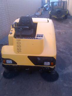 karcher 1550 sweeper Willetton Canning Area Preview