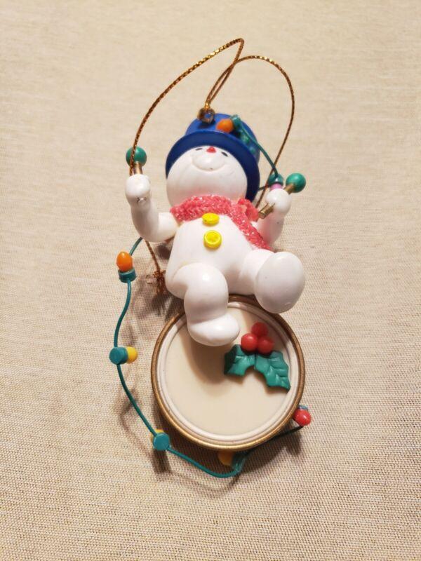 Matrix Industries Limited Snowman Christmas Ornament