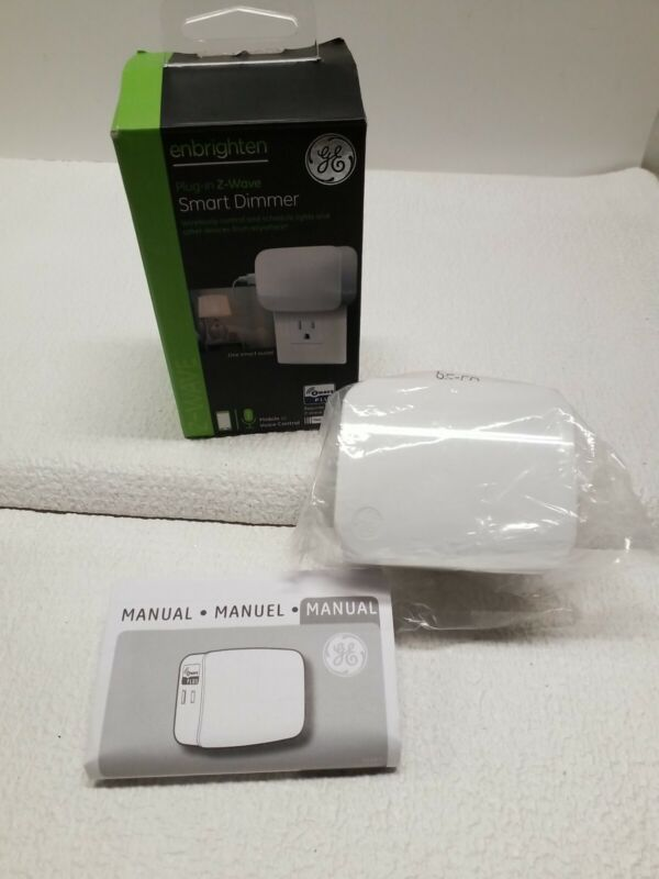 GE Plug-In EZ Smart Dimmer with Z Wave Plus