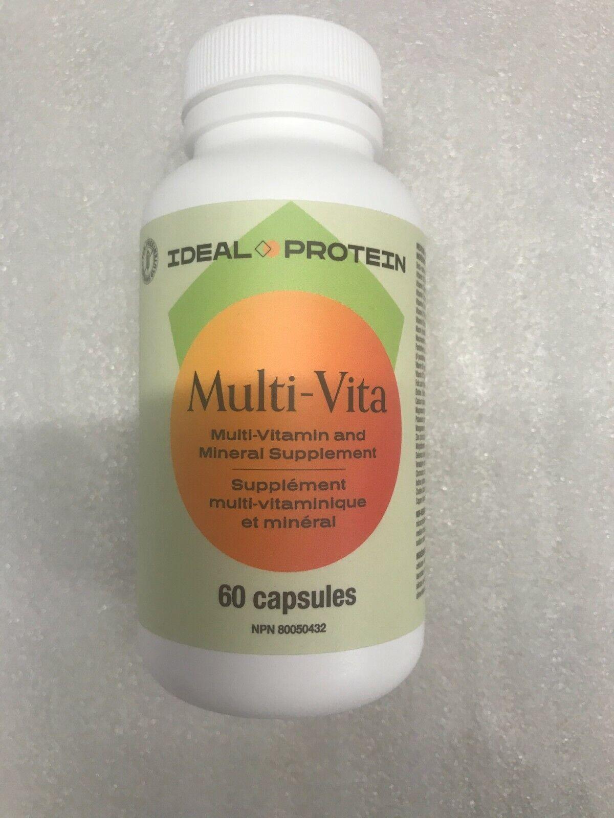 Ideal Protein Multi-Vita  60 Capsules