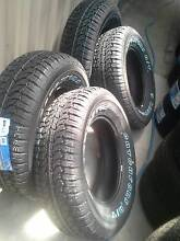 cheap brand new 4wd tyres for toyota tarago and all other models Dandenong Greater Dandenong Preview