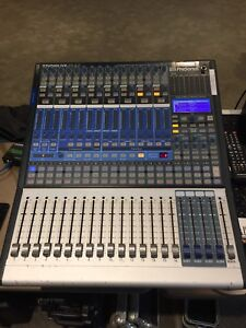 Presonus 16.4.2 Digital Audio Mixer