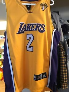 Lakers Fisher Jersey