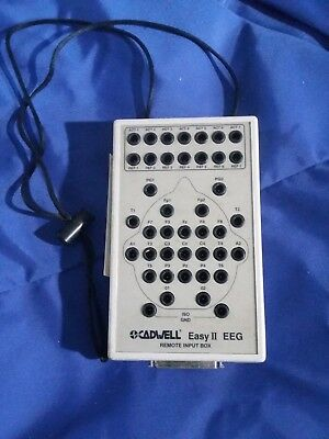 Cadwell Easy Ii Eeg 32 Channnel Extension Box