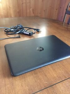 "HP 15.6"" Laptop Black $300 OBO"