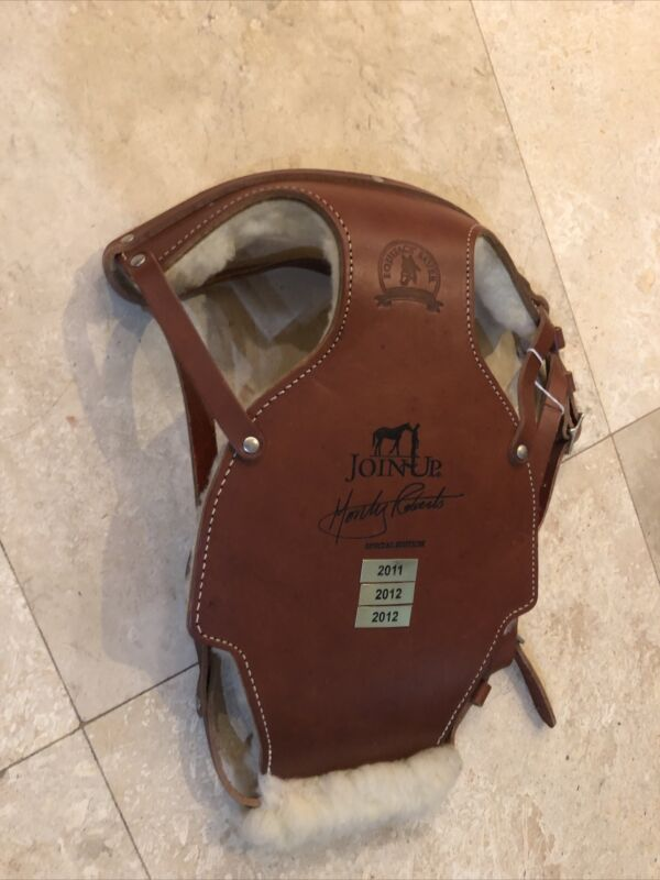 Equiface  Horse Saver New Special Edition Brown Monty Roberts