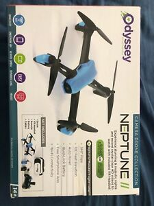 Neptune 2 hd drone with VR headset and wireless WiFi app