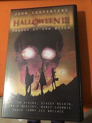 loween 3 (Halloween 3 Vhs)