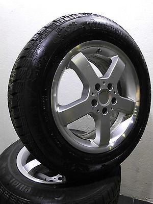 "4  Winterreifen 235 / 60 R17  Mercedes GLK X204 R.O.D 17"" Alufelgen"