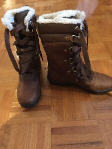 Timberland Mount Hope woman's boots 8.5