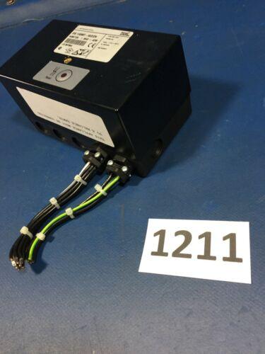 KROM SCHRODER IFS 110IMT-10/2/2N 110-120VAC BURNER UNIT