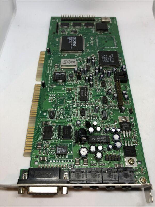 Creative Sound Blaster 16 Pro PNP CT2950 ISA Sound Card DOS SB16PROP49 w/ IDE