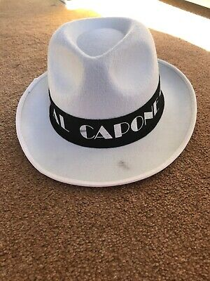 Fancy Dress Hat - Al Capone](Al Capone Dress)
