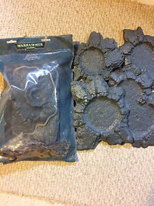 Warhammer 40 k craters