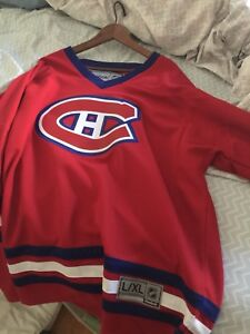 Montreal Canadiens brand new jersey