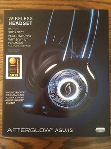PDP Afterglow Wireless Headset