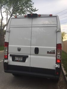 Dodge Ram PROMASTER 2500  High Roof