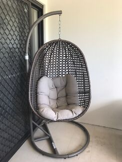 Hanging Egg Chair Wicker Outdoor Furniture