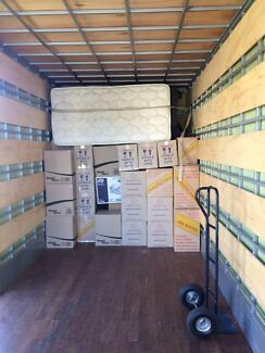 Moving House ? Large Truck & Professional Movers
