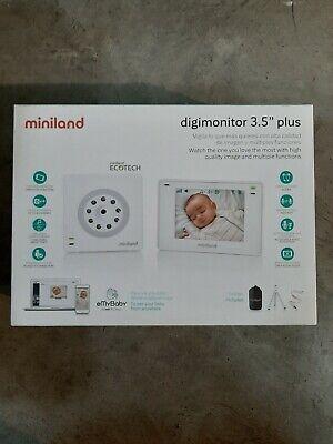 VIGILABEBES MINILAND DIGIMONITOR 3.5