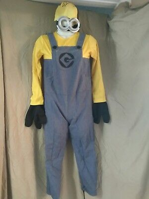 Despicable Me 2 Minion Dave Child Costume HALLOWEEN Licensed Boys Outfit - Despicable Me 2 Minion Halloween Costumes