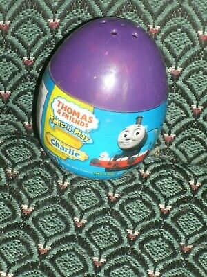 Thomas the Train *Take Along * CHARLIE * Diecast * New In Egg * 2009* Mattel *
