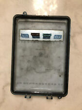1984-1991 BMW E30 Fuse Box Relay Cover Lid 61131368802 OEM ...