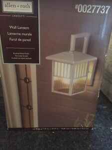 Outdoor light/lantern