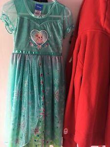 3t Elsa dress