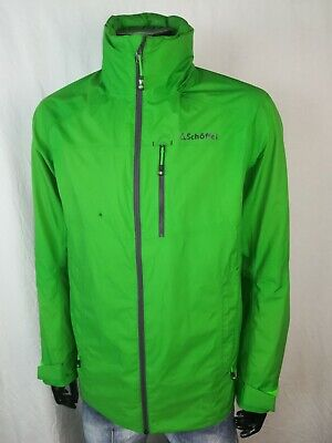 SCHÖFFEL FUNKTIONS JACKE 54-XL mod VANCOUVER TREKKING OUTDOOR MOUNTAINS