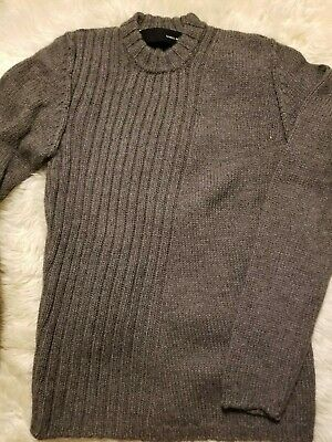 NWT ISABEL BENENATO WOOL SWEATER MADE IN ITALY M GUIDI JULIUS