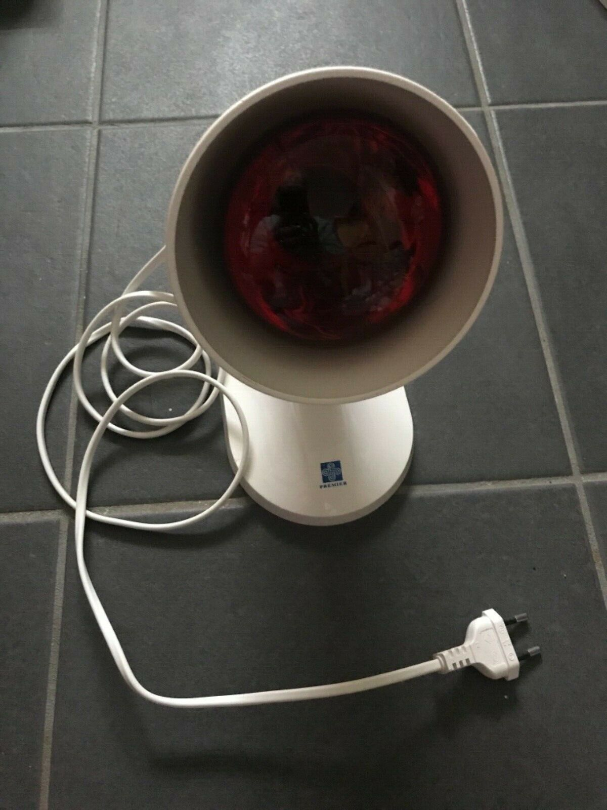 Infrarotlampe Wärmegerät Wärmetherapie Infrarotlicht Rotlichtlampe