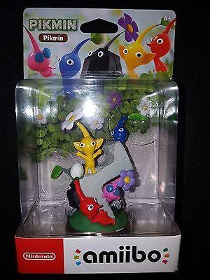 Nintendo Amiibo Pikmin  Us Na Brand New Factory Sealed Usa Hey