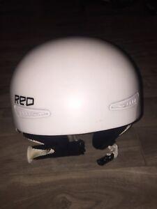 Kids small ski/snowboard helmet