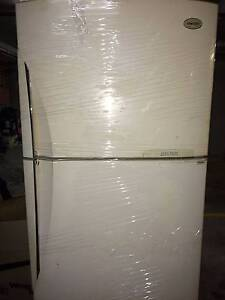 Fridge and Washing Machine - Large Working North Strathfield Canada Bay Area Preview