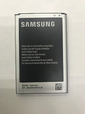 New OEM Original For Samsung Galaxy Note 3 Replacement Battery B800BU