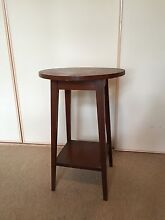 Round side table Lane Cove West Lane Cove Area Preview
