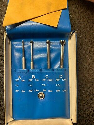 Central Tools 6552 Small Hole Gage Set