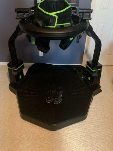 Virtuix Omni VR Treadmill + OEM Accessories