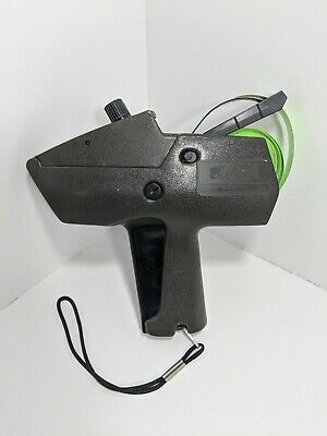 Monarch Paxar 1115 2-line Retail Price Tag Gun With Ink Roller