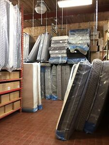 TONS OF MATTRESSES ALL SIZES WILL SELL SINGLE OR IN BULK!