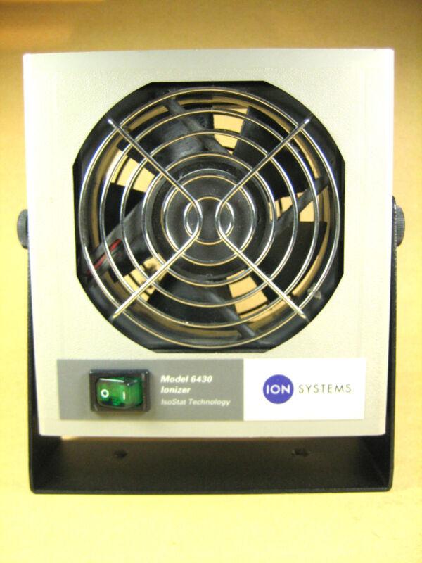 Ion Systems  6430  Ionizing Blower Input 24VAC Power 6VA