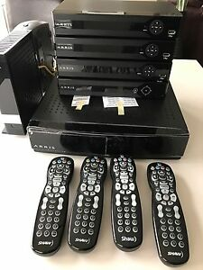Shaw ARRIS PVR gateway and 4 Portals