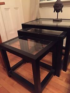 Nesting tables buy and sell furniture in ottawa kijiji for Table 85 ottawa