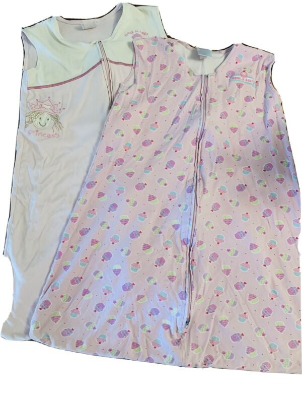 XL Halo Sleepsacks Pink