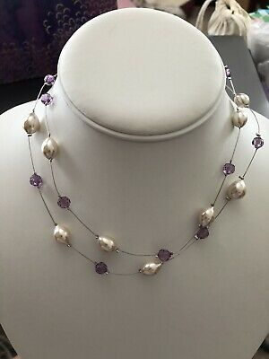 Lia Sophia Bittersweet Necklace -Vintage RV$36