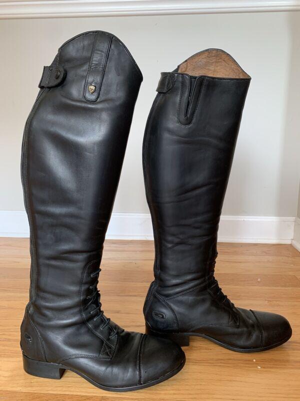Ariat Heritage Contour II Field Zip Boot