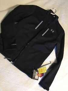 Men's under armour golf jacket cold gear inferred new with tags